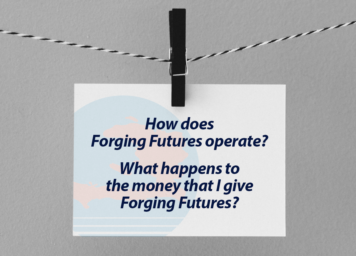How does Forging Futures operate?