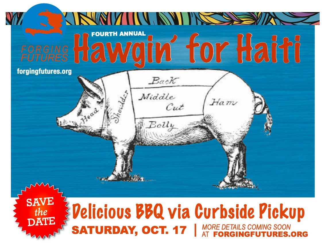 Hawgin' for Haiti BBQ